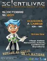 Festival Scientilivre 2011
