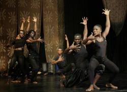 Stage de danse afro-contemporaine, africaine, coupé-décalé