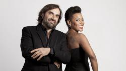 China Moses & André Manoukian