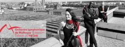 Orchestre Symphonique de Mulhouse Saison 2019/2020 - Un violon sur le toit