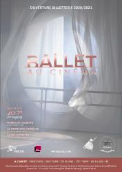 Ballet du Bolchoi - Nouvelle saison au Cinéma Vox