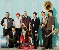 Haïdouti Orkestra le 23 mars