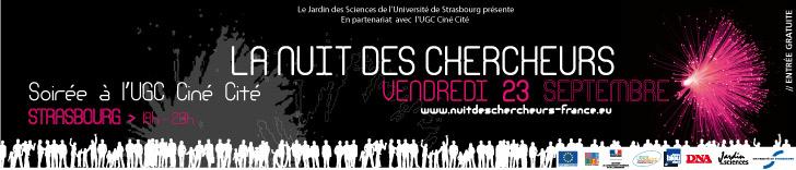 Nuit des chercheurs 2011