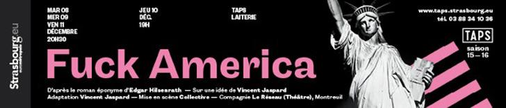 TAPS - FUCK AMERICA