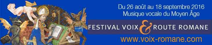 Festival Voix et Route Romane